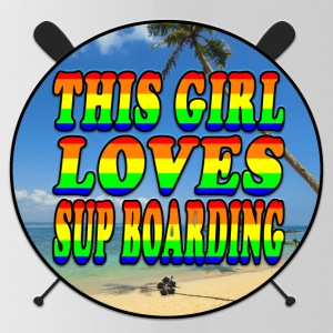 SUP BOARDING LOVE - Trinkflasche