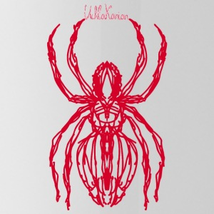 spider11rot - Borraccia