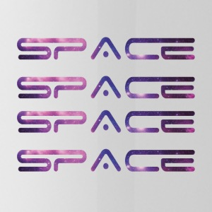 Spacespace - Trinkflasche