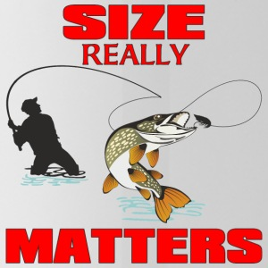 SIZE REALLY MATTERS - Water Bottle