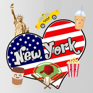 I love New York 2 - Gourde