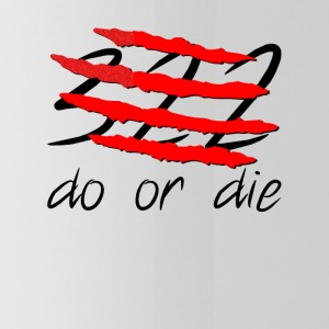 322 do or die crew neck - Trinkflasche