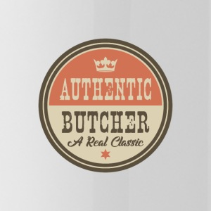 AUTHENTIC BUTCHER - FLEISCHER - Trinkflasche