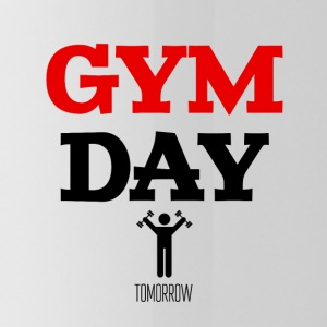 Gym Day Tomorrow - Borraccia