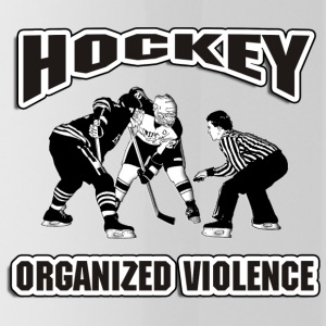 Hockey Organized Violence - Water Bottle