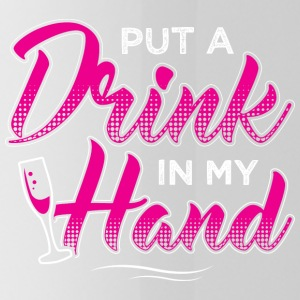 JGA - PUT DRINK IN MY HAND - Trinkflasche