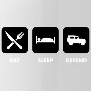 Eat, Sleep & Defend - Gourde