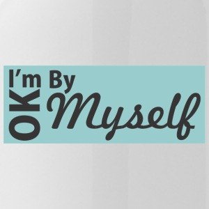 I am Ok - Water Bottle