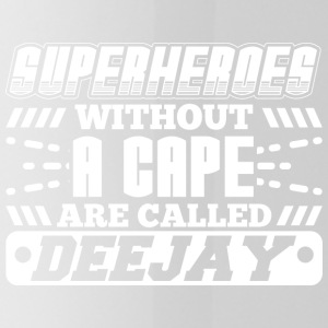 DJ - SUPER HEROES WITHOUT A CAPE - Water Bottle