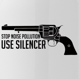 Militär / Soldaten: Stop Noise Pollution, Use - Trinkflasche