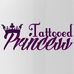 Tattoo / tattoo: Tattoed Princess - Water Bottle