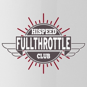 Fullthrottle HiSpeedClub - Cantimplora