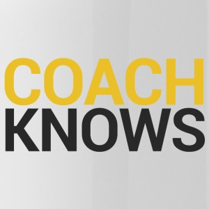 Coach / Entraîneur: Coach Knows - Gourde