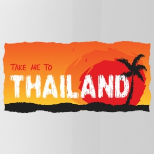 Take Me To Thailandia - Borraccia