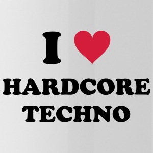 KOCHAM hard-core TECHNO - Bidon