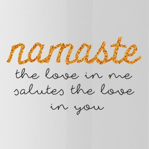 namaste - Water Bottle
