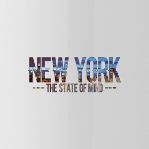 New York - The state of Mind 2 - Water Bottle