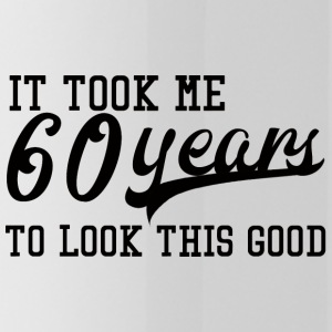 60. Geburtstag: It Took Me 60 Years To Look This - Trinkflasche