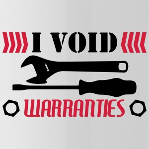 I Void Warranties - Mechanics - Water Bottle