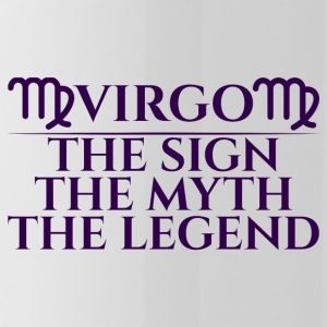 Virgo / zodiacali - Borraccia
