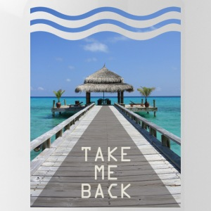 Take me back - Drinkfles