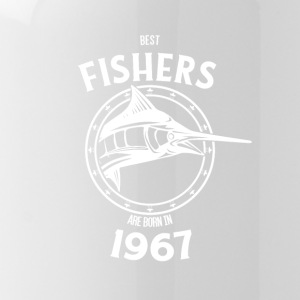 Present for fishers born in 1967 - Water Bottle