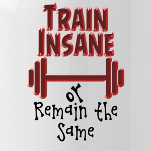 Train Insane - Water Bottle