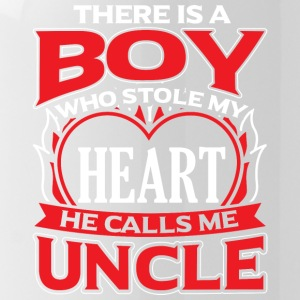UNCLE - THERE IS A BOY WHO STOLE MY HEART - Water Bottle