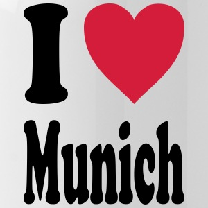 I love Munich - Borraccia