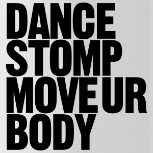 Dance Stomp Move Ur Body - Water Bottle