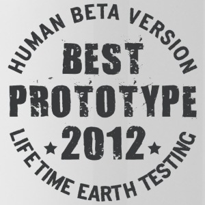 2012 - The birth year of legendary prototypes - Water Bottle