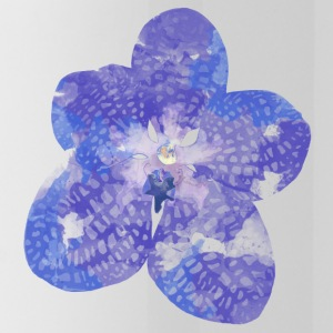 Vanda No.1 - Water Bottle