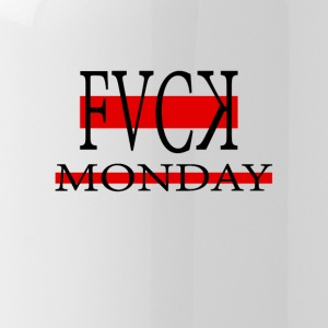 Fvck Monday - Water Bottle