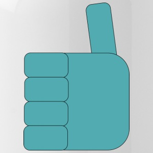 Thumbs_up_Robo - Cantimplora