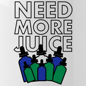 Need More Juice - Dempfer Shirt - Trinkflasche