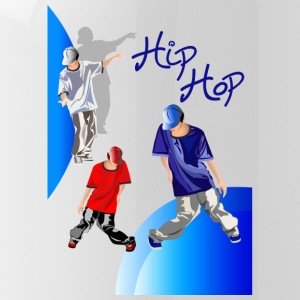 Hiphop design - Water Bottle
