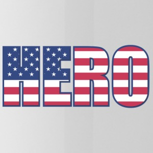 Hero USA - Trinkflasche