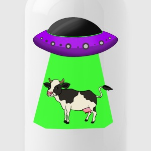Alien Abduction - Water Bottle