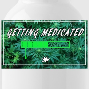Getting Medicated - Trinkflasche