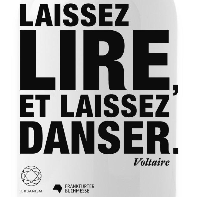 LAISSEZ LIRE | Bookish Merch
