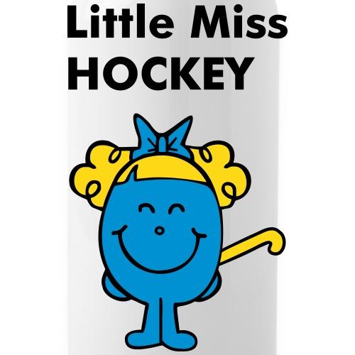 Little Miss Hockey - Water Bottle