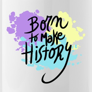 History maker - Drinkfles
