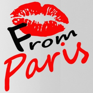 kiss_from_Paris - Drikkeflaske