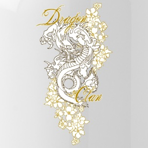 dragon clan - Water Bottle