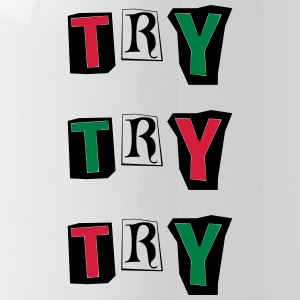 Try Try - Water Bottle