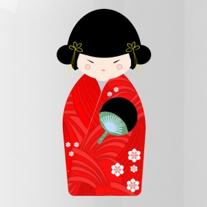 Kokeshi doll - Water Bottle