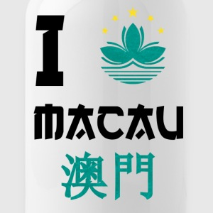 I Love Macau - Drinkfles