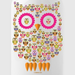 10-30 OWL FAMILY - PEARL FASHION clothing and gifts - Water Bottle