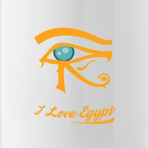 i love Egypt - Water Bottle