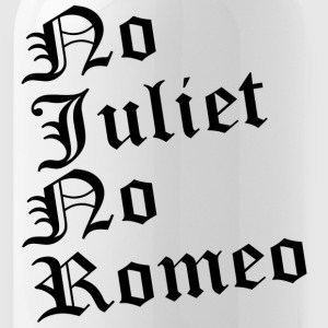 No_Juliet_No_Romeo T-shirt - Borraccia